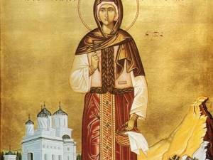 Taina pe care o poartă Sfânta Filofteia