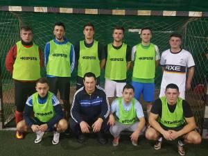 Selecţionata Ligii Companiilor Suceava, printre participante la Cupa Unirii