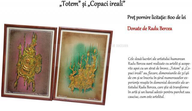 """""""Totem"""" și """"Copaci ireali"""""""