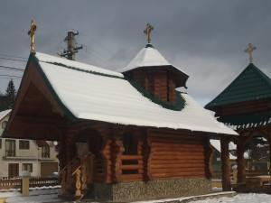 Sfinţire de capelă în Parohia Ulma