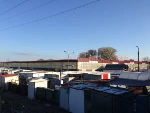 Peste 6.000 de materiale pirotehnice confiscate miercuri din Bazarul Suceava