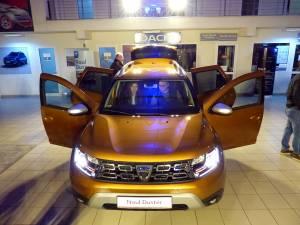 Darex Auto a lansat la Suceava noul Duster