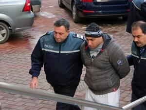 Cei trei inculpaţi din dosarul de trafic de droguri