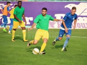 Wilhem Renquin a reu;it 3 din cele 5 goluri ale Forestei