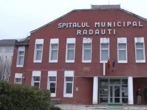 """Spitalul Municipal """"Sf. Doctori Cosma şi Damian"""" Rădăuți"""