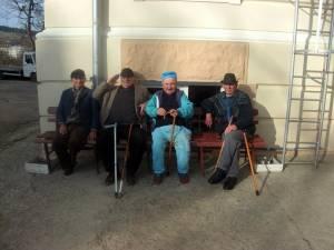 Căminul de bătrâni din Solca
