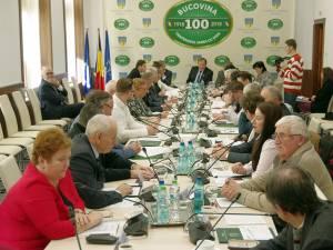Consiliul Judeţean Suceava a transferat spitalului nouă milioane de lei şi i-a păstrat alocarea de 15 milioane de lei, de la bugetul judeţean şi municipal