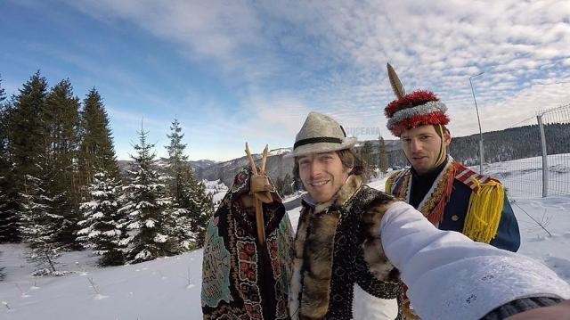 Activist de mediu înfocat şi promotor al turismului în Bucovina