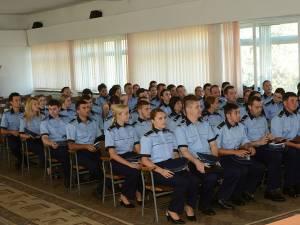 341 de suceveni aspiră la o carieră de agent de poliție