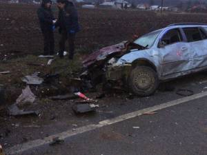 Accident mortal, pe E 85, la Pătrăuți