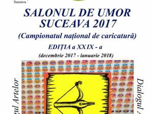 Salonul de Umor Suceava 2017