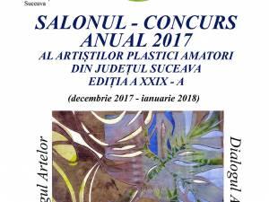Vernisajul Salonului-concurs anual al artiștilor plastici amatori din județul Suceava