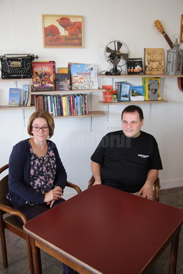 Esther şi Ştefan Armer