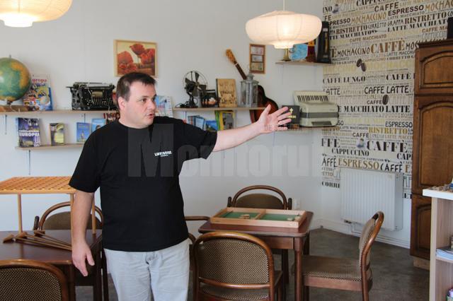 """""""Casa Luminii"""", club pentru copiii din Siret înfiinţat de o familie de germani"""