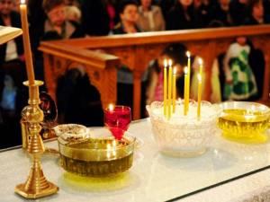 Ungerea cu ulei sfinţit la Sfântul Maslu – istoric şi semnificaţii