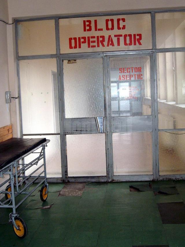Metamorfoza Spitalului de Urgenţă Suceava