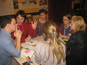 Youth discovering Erasmus+ International Project Lab- Slovenia