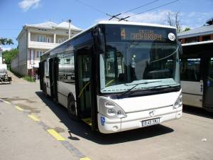 Traseul liniei 2 de autobuze TPL, modificat de astăzi