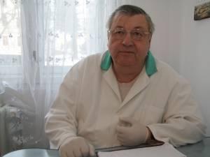Medicul Ioan Costea, fostul preşedinte al Colegiului Medicilor Dentişti Suceava