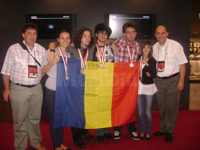 Din 2008, prof. dr. Petru Crăciun este coordonator al lotului olimpic naţional