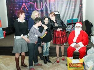 """,,Şi tu poţi fi Moş Crăciun"""", eveniment caritabil pentru copiii cu dizabilităţi de la Asociaţia """"Freamăt de Speranţă"""""""