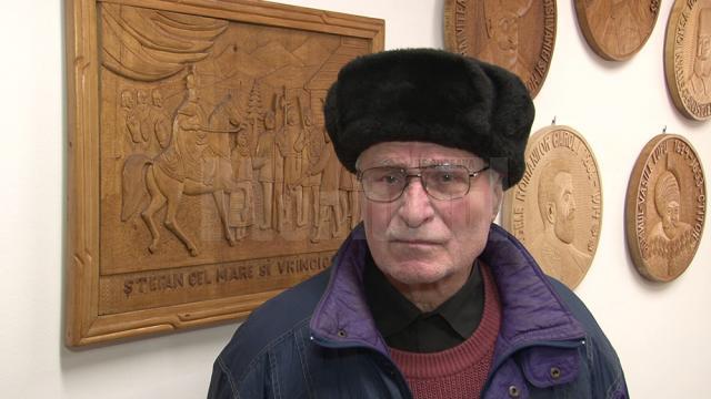 Lucrările donate de Mihai Grumăzescu au o valoare de piață de peste 90.000 de lei