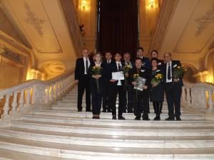 Elevii și profesorii premiaţi marţi, de Ministerul Educaţiei