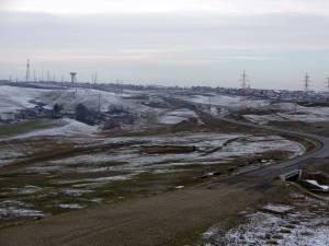 Centura nefinalizată a municipiului Suceava