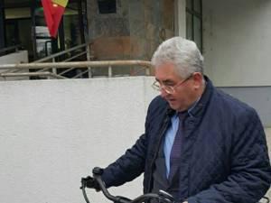 Primarul Ion Lungu a verificat bicicletele electrice