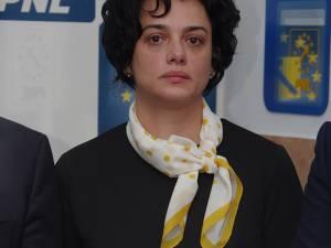 Deputatul PNL de Suceava, Angelica Fădor