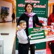 Shopping City Suceava şi-a premiat câştigătorii de la tombola de Crăciun