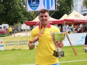 Ştefan Ştefaroi a fost desemnat cel mai bun jucător pe 2017 în Divizia Naţională de Rugby