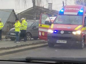 Accidentul rutier în care un polițist a curmat viaţa unei fetiţe de 12 ani, din Fălticeni