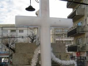 """Singurul lăcaş de cult unde a existat cruce de gheaţă a fost Biserica """"Sfântul Ilie"""""""