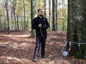 Echipamentele performante cu care a fost dotat Laboratorul de Biometrie Forestieră de la USV