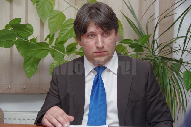 """Cezar Anuței: """"Inspectoratul Școlar Suceava va monitoriza și va evalua programul"""""""