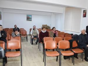 Discutarea bugetului în cartierul Obcini a mobilizat un număr mic de locuitori