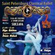 St. Petersburg Classical Ballet of Andrey Batalov, pe scena suceveană