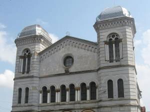 Templul evreiesc din Rădăuți