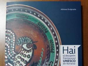 """Culegerea """"Hai să descoperim Patrimoniul UNESCO din România""""  Fragmente din culegere"""