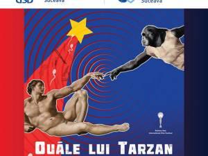 """Filmul """"Ouăle lui Tarzan"""" va fi proiectat la USV"""