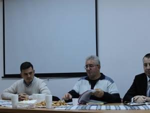 Primarul Ion Lungu, la dezbaterea bugetului pe cartiere