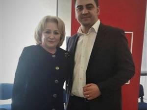 Liderul PES activists Suceava alături de Viorica Dăncilă