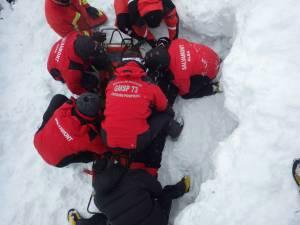 Avalanşele din această iarnă au făcut mai multe victime