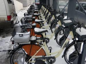 Biciclete cu coșuleţ de cumpărături, pentru intervențiile în teren ale Poliției Locale Suceava