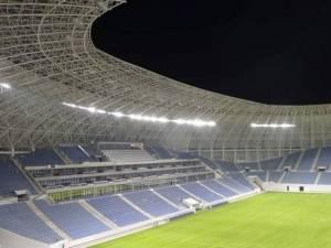 Noul stadion din Craiova va găzdui în premieră un meci al echipei naţionale