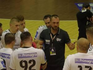 Universitatea a câştigat meciul test disputat la Ştiinţa Municipal Bacău