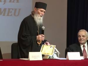 """ÎPS Pimen, Arhiepiscopul Sucevei și Rădăuților, a primit vineri Marele Premiu ,,Mitropolitul Bartolomeu Valeriu Anania"""""""