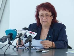 Cătălina Zorescu, director adjunct al DSP Suceava