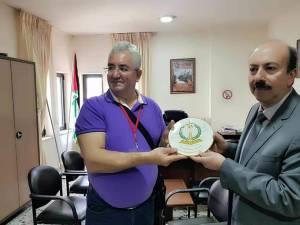 Ion Lungu a iniţiat parteneriatul cu Bethlehem anul trecut
